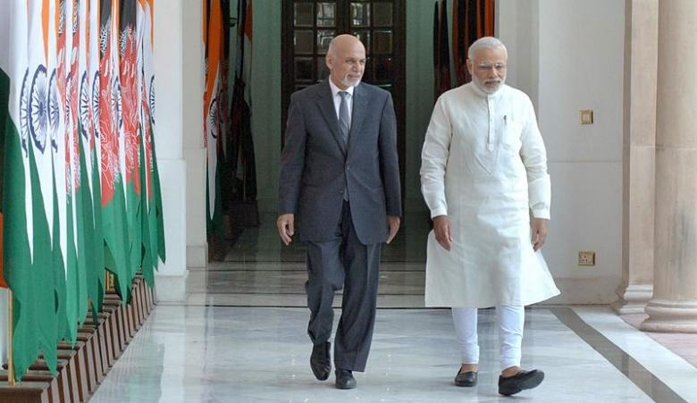 India in Afghan peace
