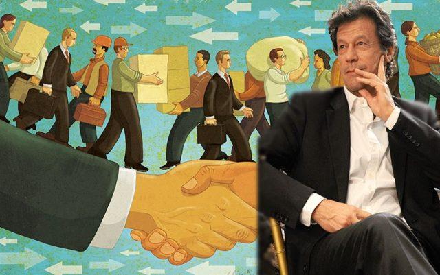 Imran Khan urges