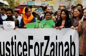 #JusticeForZainab