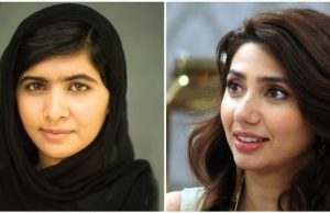 Malala and Mahira