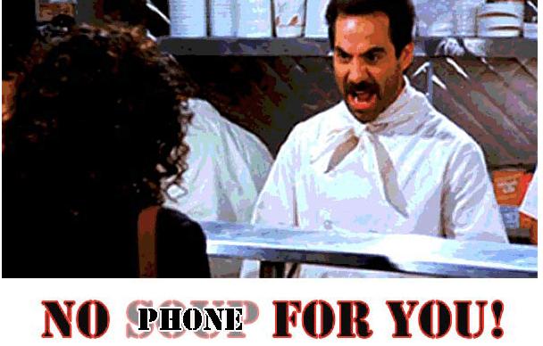 no Samsung for you