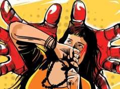raped in India