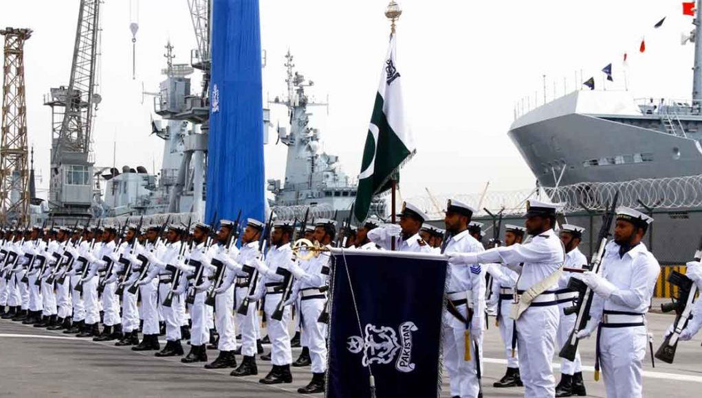 Pakistan Navy's Blue Water Ambitions - Global Village Space