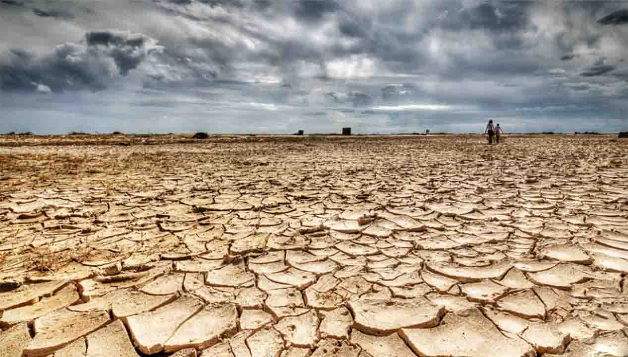 climate change water scarcity