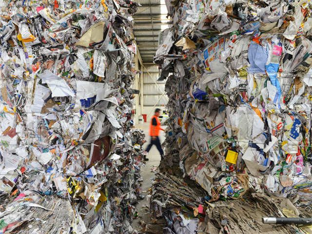 China plastic waste ban throws global recycling into chaos - Global