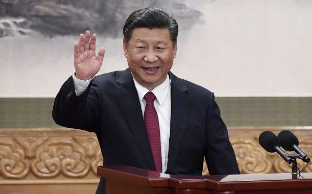 China under Xi