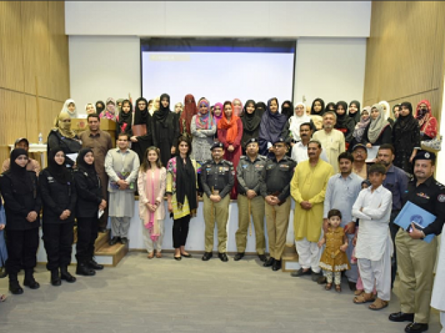 Daughters of Sindh policemen to get free B Ed  eductaion - Global