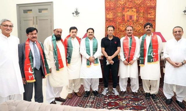 PTI likely to lead in Punjab Assembly, media reports - Global