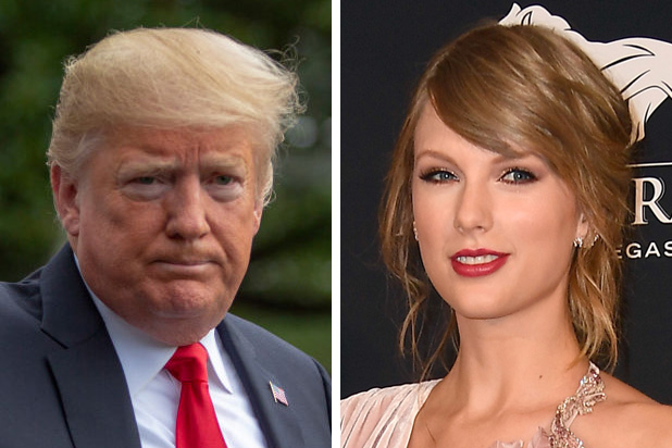 Trump Likes Taylor Swift About 25 Percent Less Now Global Village Space