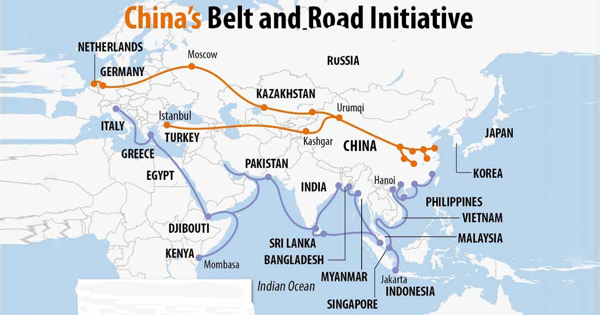 China's Belt and Road Initiative will change 32m lives: World Bank -