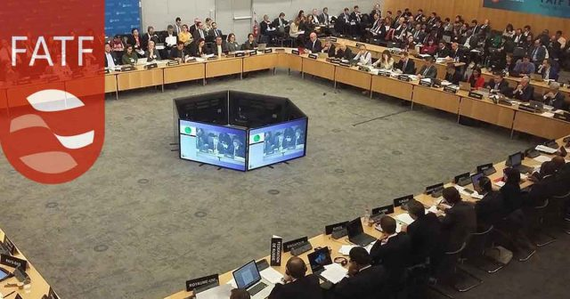 Combating money laundering and pulling Pakistan out of FATF's grey