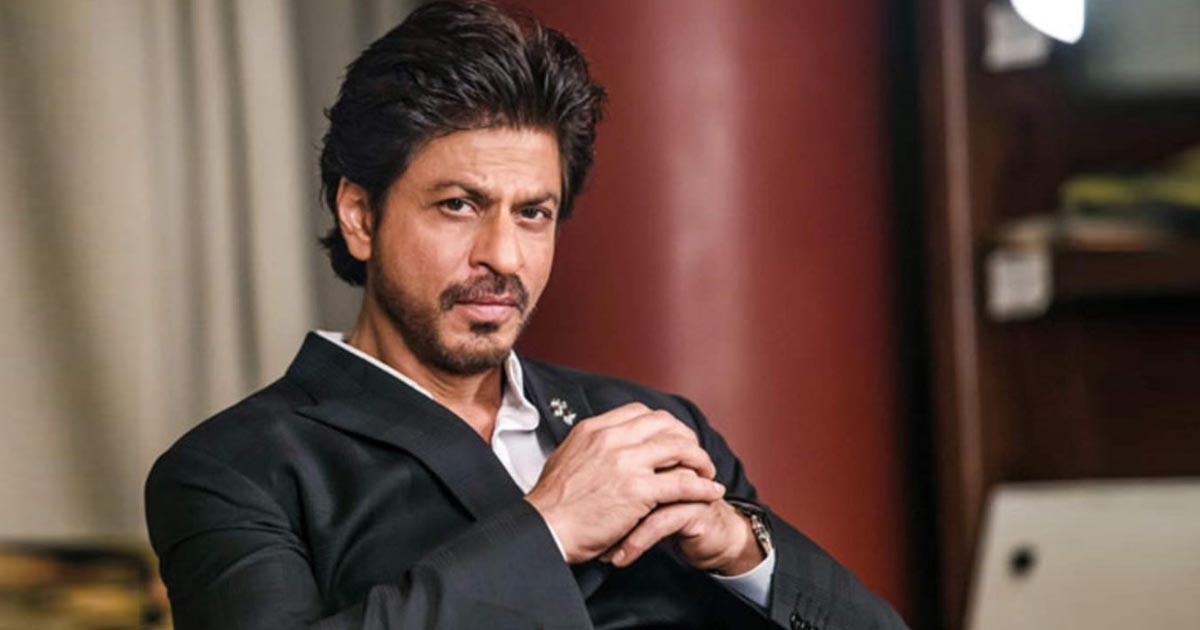 Disheartened SRK takes a jibe on his consecutive flops -