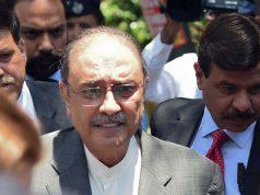 Zardari's
