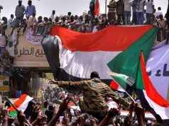deadly crackdown on protesters in sudan