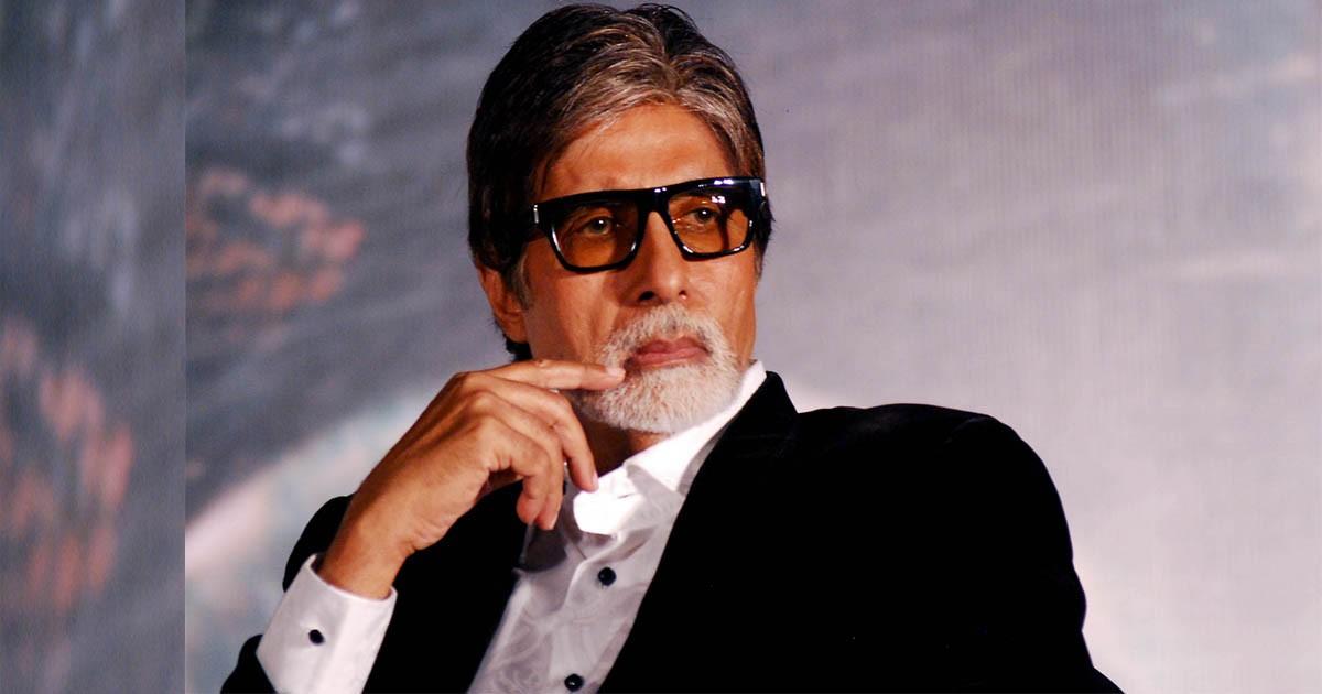 Amitabh Bachchan mouth shut