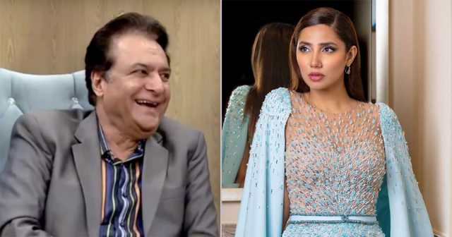Mahira Khan responds to Firdous Jamal's rough comments -