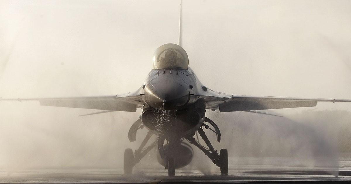 Pakistan F-16