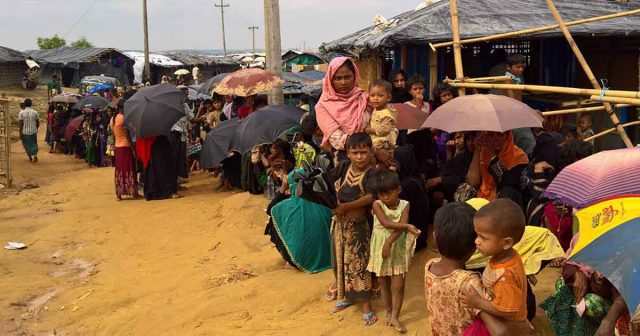 Bangladesh suspends mobile services in Rohingya camps