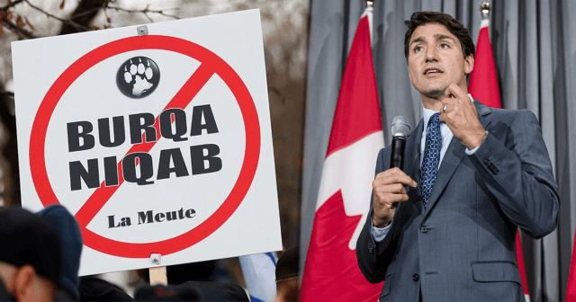 Quebec's religious symbols ban is Trudeau's campaign cross to bear