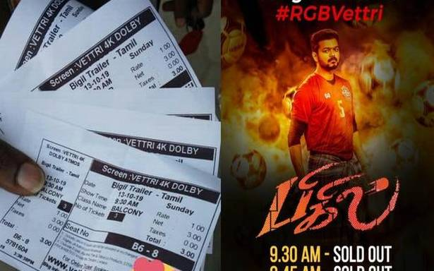 Bigil trailer: Vijay's sports drama promises grand visuals