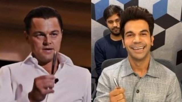 Here's How Rajkummar Rao Sells a Pen to Leonardo DiCaprio
