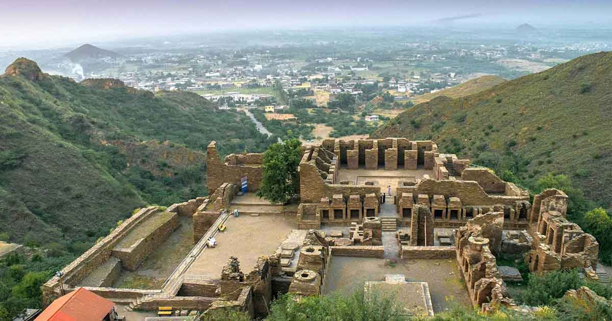 Buddhist Trail: Exploring Ruins of Ancient Kingdom of Gandhara in Pakistan