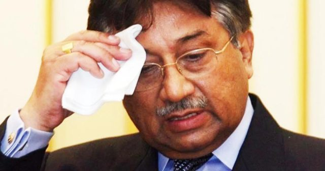 Former Pakistan president Pervez Musharraf handed death sentence in high treason case