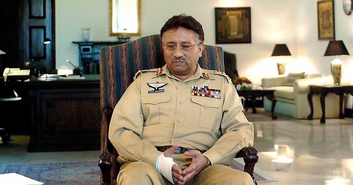 Musharraf's