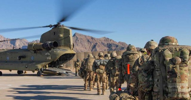 US Demands 'Evidence' From Taliban On Cease-Fire Before Deal