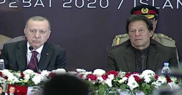 Kashmir as important to Turkey as it is to Pakistan, Erdoğan says