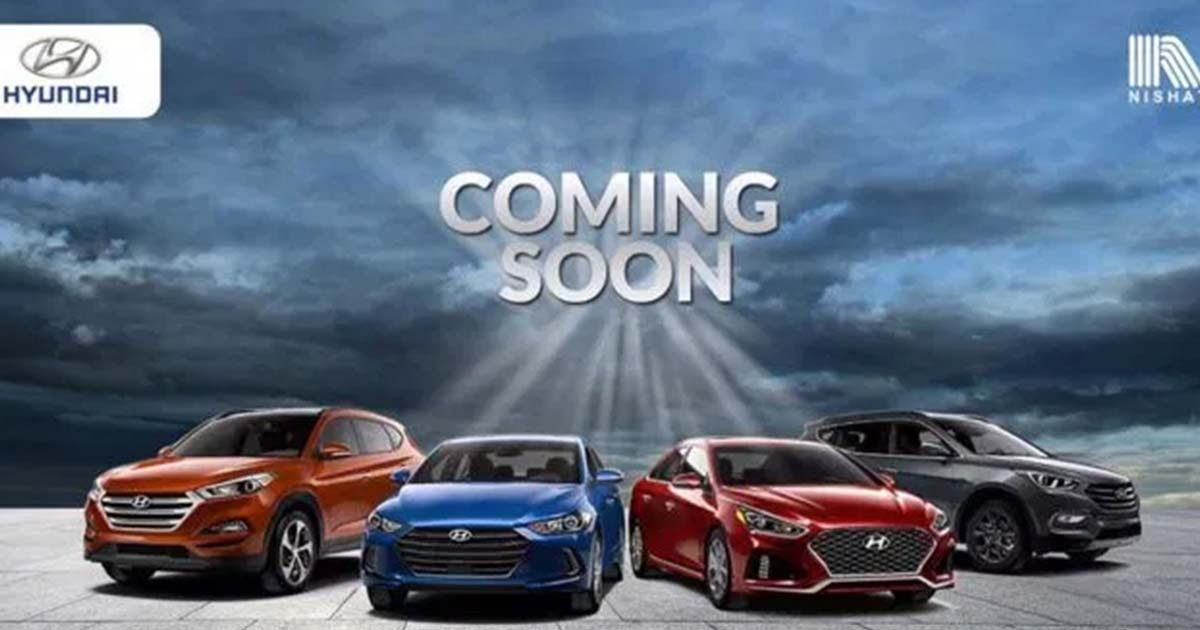 Hyundai Cars Bringing Its Best New Affordable Cars To Pakistan