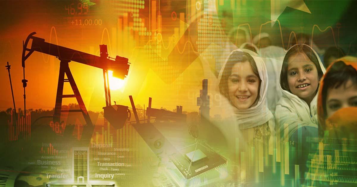 Pakistan economy is growing despite region's 'negative growth': Hammad