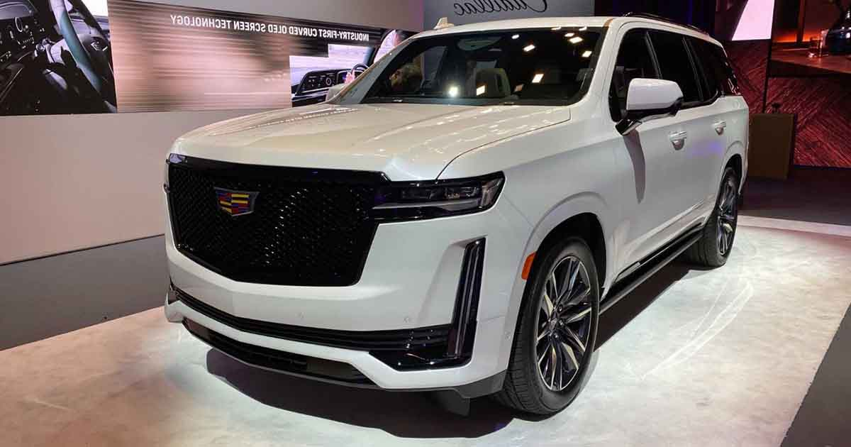 Cadillac Escalade 2021 First Impression Price And Specifications