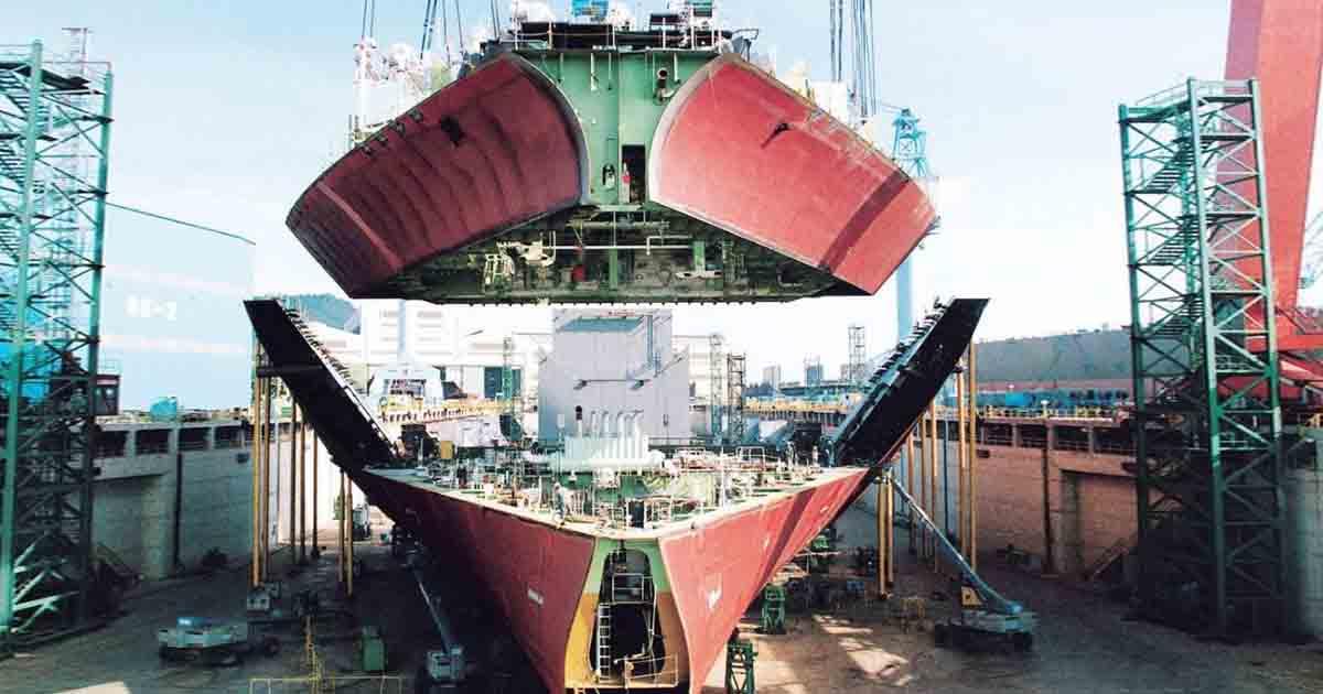 shipbuilding order
