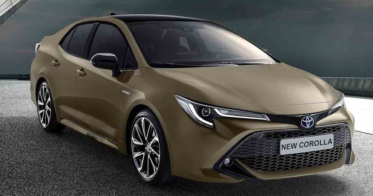 Toyota Launches All New Corolla 2020 Model Global Village Space
