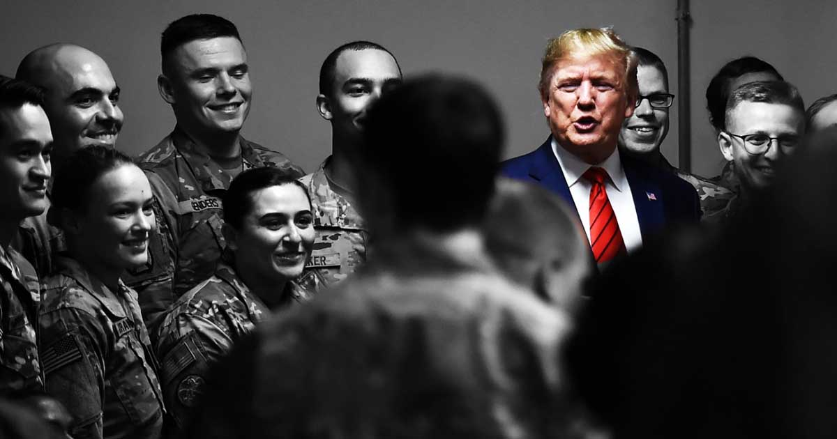 Trump's Mission: Exit Afghanistan