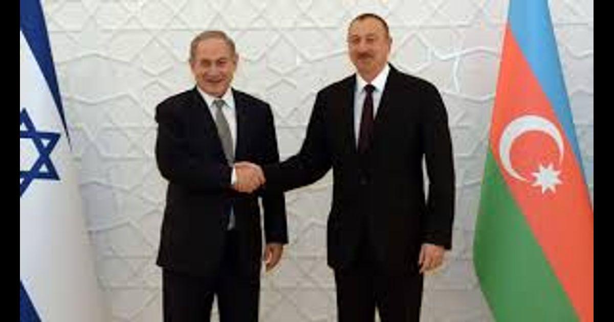 Israel Azerbaijan alliance