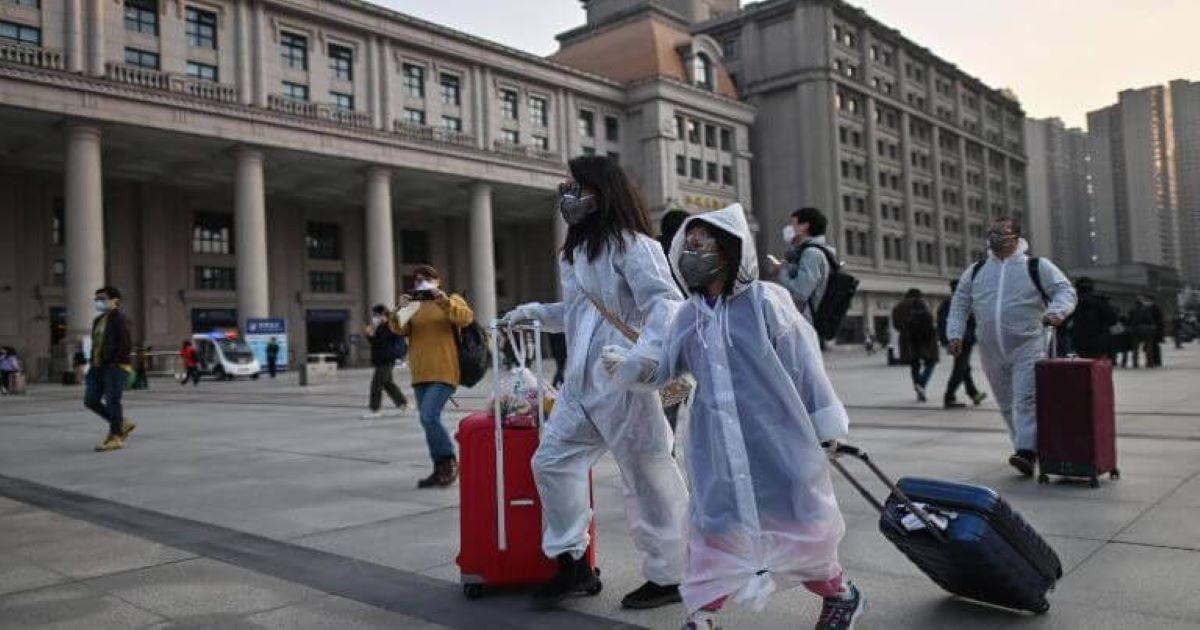 Coronavirus: State of emergency declared in Japan as Wuhan travel ban ends