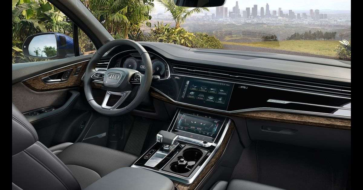 Audi Q7 2020 Most Luxurious Suv In The World Global Village Space