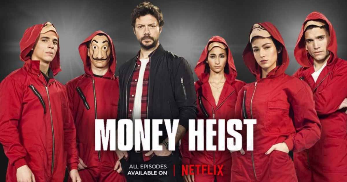 Money Heist To End With Upcoming Fifth Season - Global Village Space