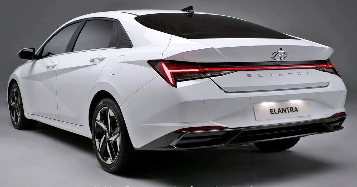 Hyundai Elantra 2020 Compact Car All Set To Launch In Pakistan Global Village Space