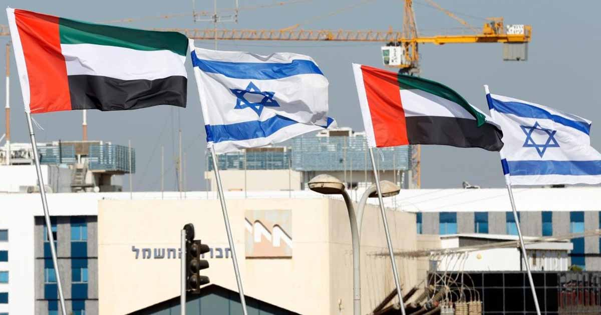 Israel Gulf States Accord Charts New Era For Middle East