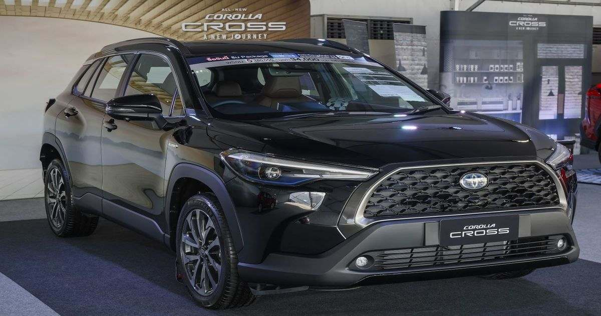 2021 Toyota Corolla Cross Suv Set To Hit Pakistani Markets Very Soon Global Village Space