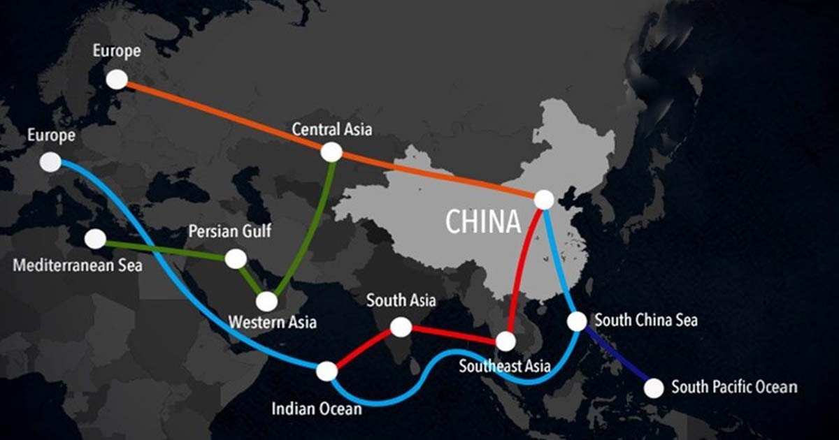 Making sense of China's Belt and Road Initiative - Global Village Space