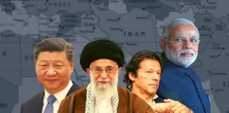 Pak-China-Iran