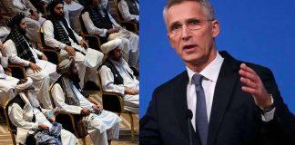 NATO welcome Taliban breakthrough