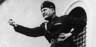 US-British Mussolini